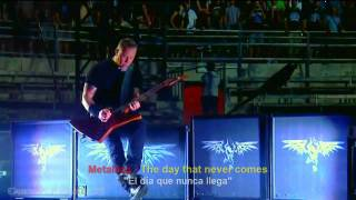Metallica - The Day That Never Comes HD - Español / Inglés