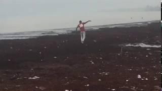 Haiti ̸ Les Cayes : Anviwonman plaj piblik yo montre nivo  iresponsabilite otorite yo.