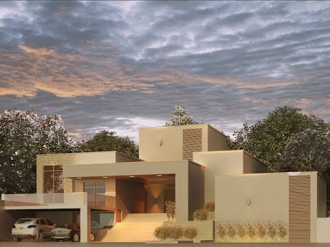 40 mins saudi Villa Design
