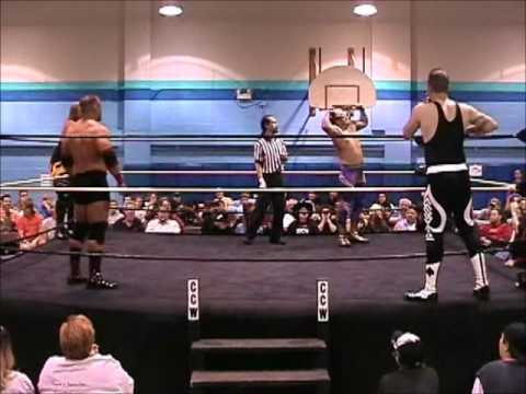 Bigtime & Scott Spade vs Jimmy Blaze & Joey Cece
