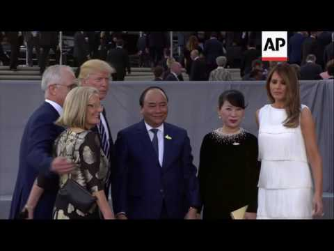 World Leaders Attend G-20 Concert