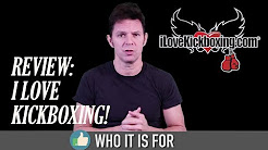 Review of I Love Kickboxing. What to expect if you join. Pain Perhaps.