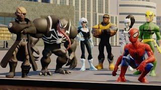 Disney Infinity 2.0 - Marvel Super Heroes - Ultimate Spider-Man Playset Walkthrough Part 7