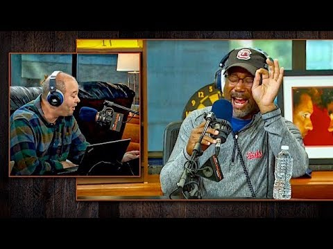Rick Rolled!! Darius Rucker Sings a Duet with Fritzy | The Dan Patrick Show | 10/19/17