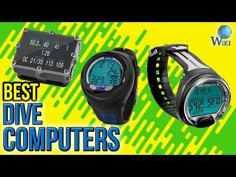 8 Best Dive Computers 2017