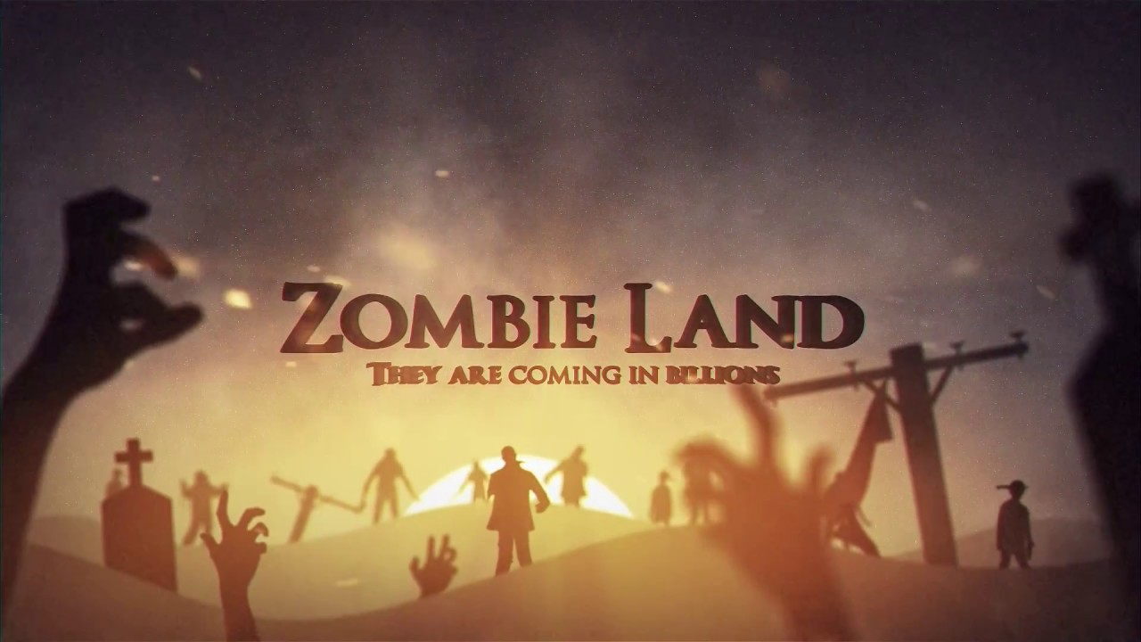 Zombie » free after effects templates | after effects intro.
