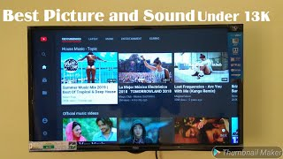 MarQ by Flipkart Dolby 32 inch(80 cm) HD Ready Smart LED TV Detailed Picture and Sound Review