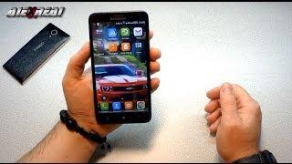 Lenovo A850+ обзор недорогого и производительного смартфона mtk 6592 mali 450 review