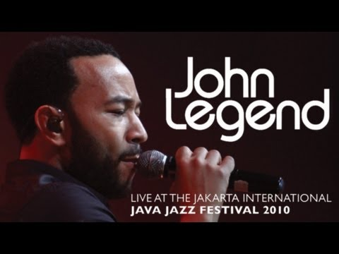 John Legend Used To Love You  at Java Jazz Festival 2010