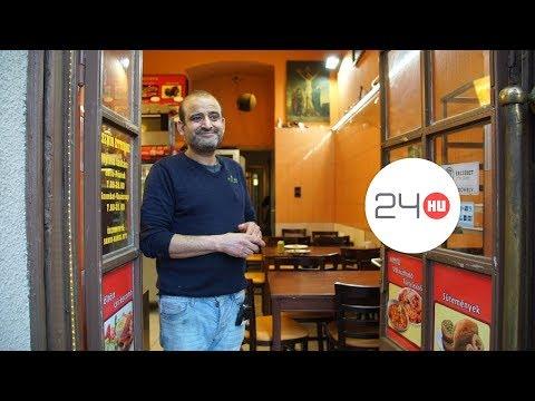 Egy egyiptomi kifőzdés eteti ingyen a szegényeket a VIII kerületben  24hu