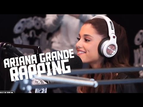 Ariana Grande - Rapping Compliation (Justin Bieber, Nicki Minaj, Big Sean)