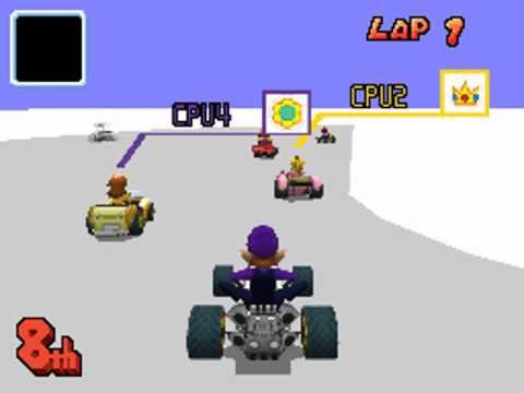 Mario Kart Ds Codes 1cc Youtube