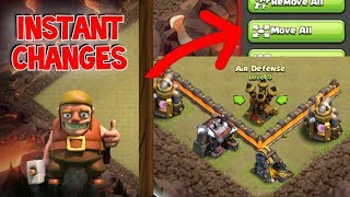 6 Ways to INSTANTLY Improve Any Existing War Base | Clash of Clans
