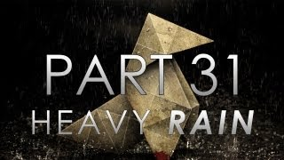Heavy Rain Playthrough Part 31 The Birth of the Origami Killer, Young John Sheppard
