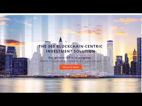Trecento Blockhain Capital ICO Review #1