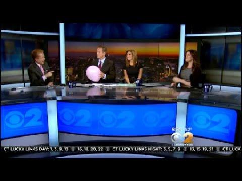 CBS2's Alex Denis Makes A Special Announcement