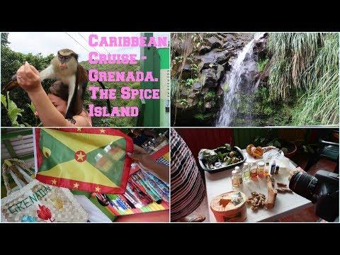 Caribbean Cruise - Grenada. The Spice Island!
