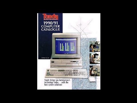 1990-91 Tandy Electronics Computer Catalogue (Australian, 293)