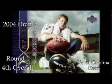 Giants QB Draft History
