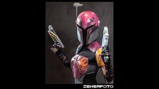 шлем Сабин из Звездные Войны: Повстанцы своими руками
