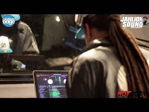 JAHLION SOUND MOVEMENTS HOT 107.9 nominated MIXTAPE DJ of the YEAR