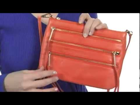 8398499db2 Rebecca Minkoff - 3 Zip Rocker SKU  7732238 - YouTube