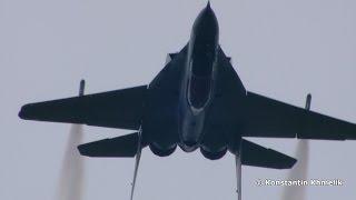 МиГ-35 МАКС 2013 пасмурно MiG-35 MAKS 2013 overcast