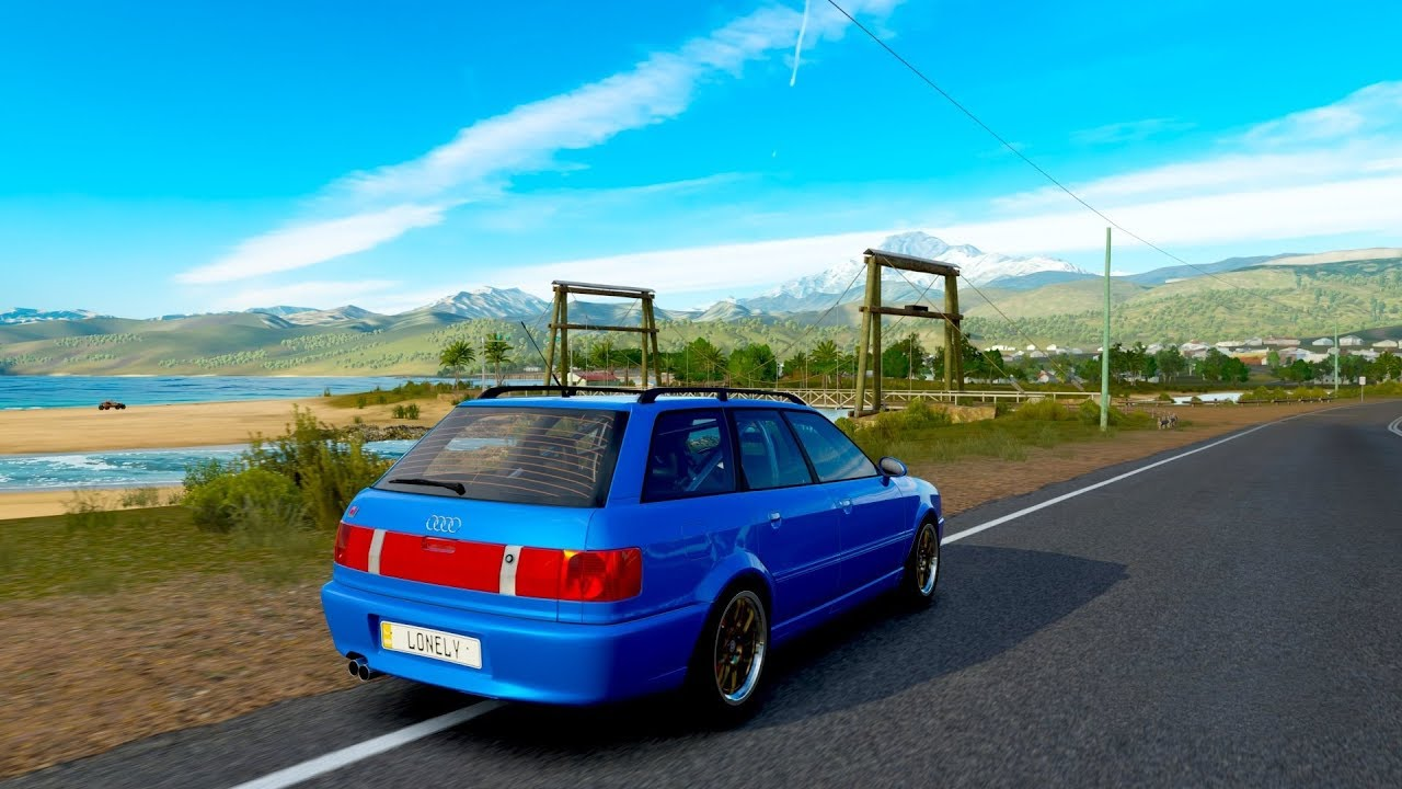 Fh3 O Carro Dos Meus Sonhos 2 Audi Rs2 Avant 1995