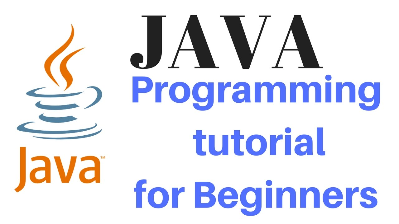 Java programming tutorial for beginners: objects and