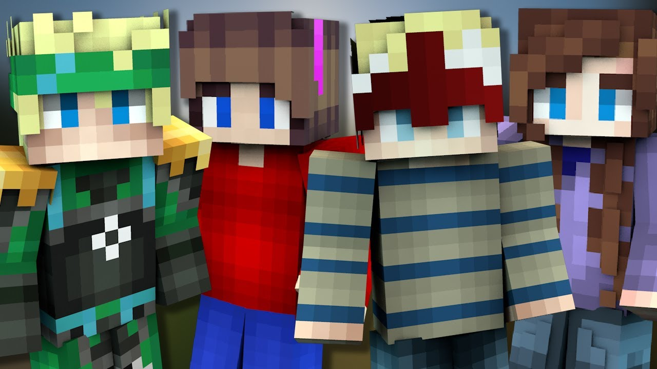 Top Minecraft Skins: HE SENT ME THESE SKINS! (Downloads in ...