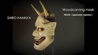Japanese mask on sale *WORLDWIDE SHIPPING* www.Hannya-soul.com.