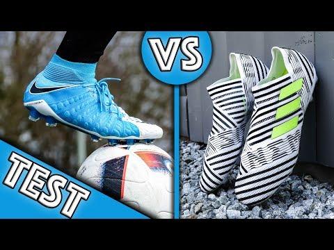 Testing Draxler's Adidas Predator Instinct FG YouTube