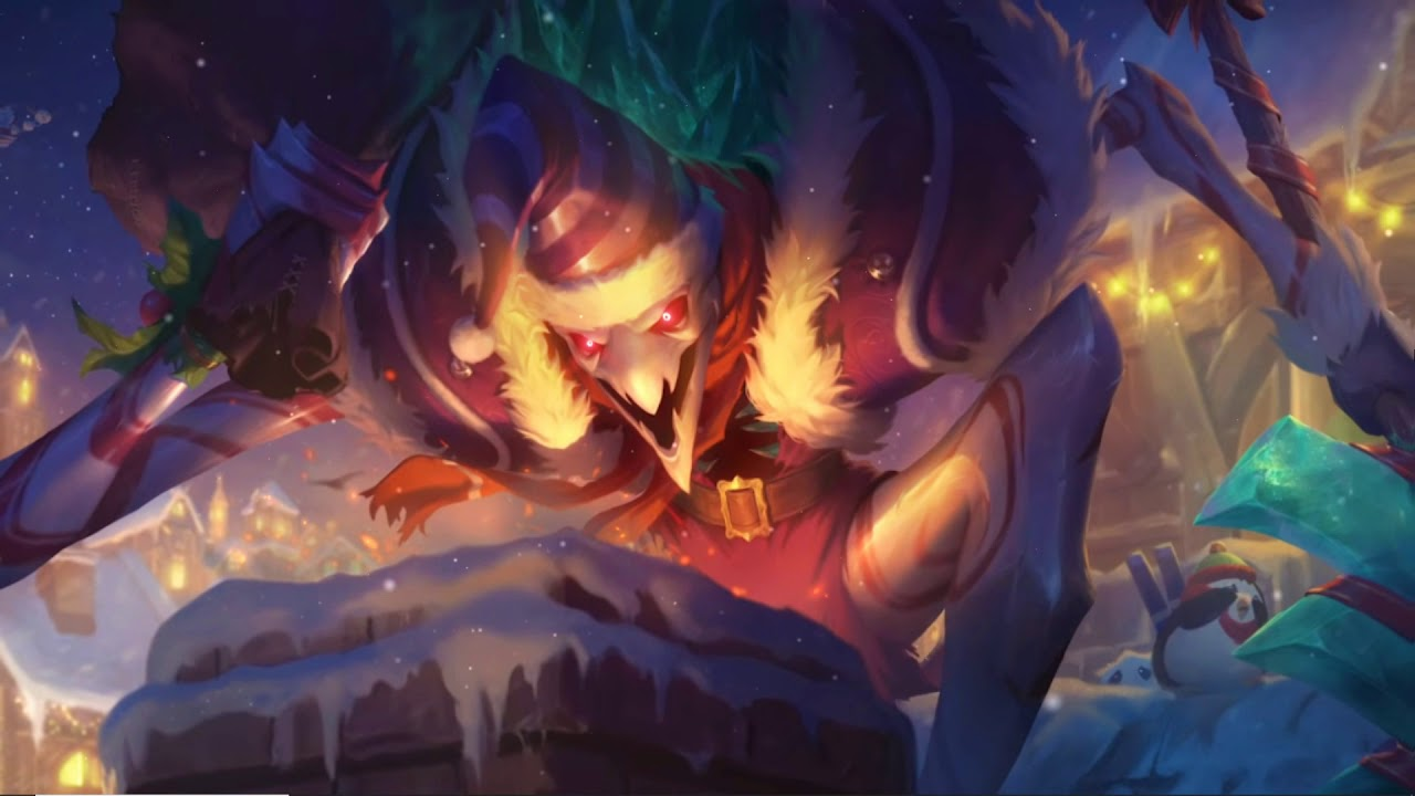 Animated Wallpaper League Of Legends Reworked Dark Candy