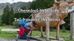 Oberstdorf-Nebelhorn Teil 3 unserer Herbsttour