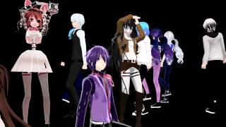 MMD One Two Three