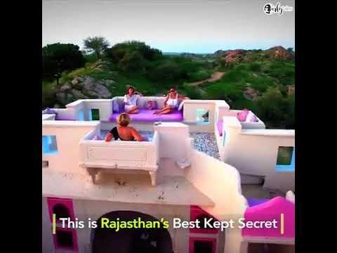 This hidden resort near Jodhpur, Rajasthan is every traveler's dream!
