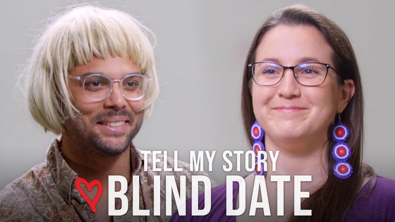 Download Will She Judge Him For His Wig? | Tell My Story Blind Date