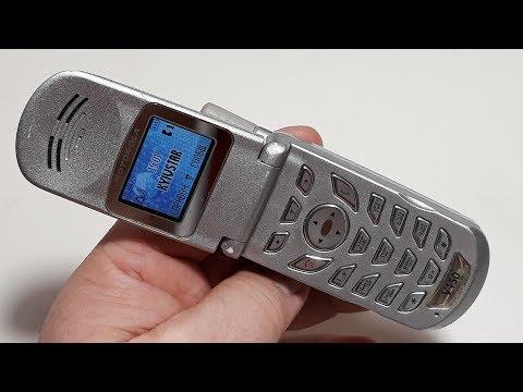 Motorola V150. Обзор ретро телефона из далекого 2003 года