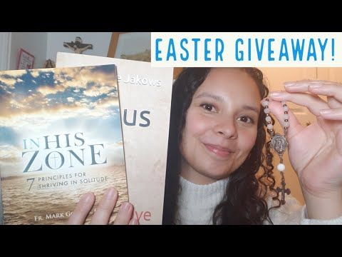 Easter Giveaway + Jesus Perfect Love Review!