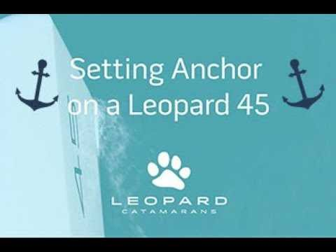 How to Safely Set an Anchor
