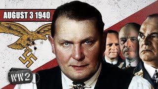 The Hippo vs. the Bulldog, Göring's War - WW2 - 049 - August 3 1940