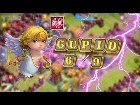 Cupid 6/9 Cupid's Arrow!!!