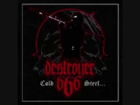 Destroyer 666-Black-city black fire 01