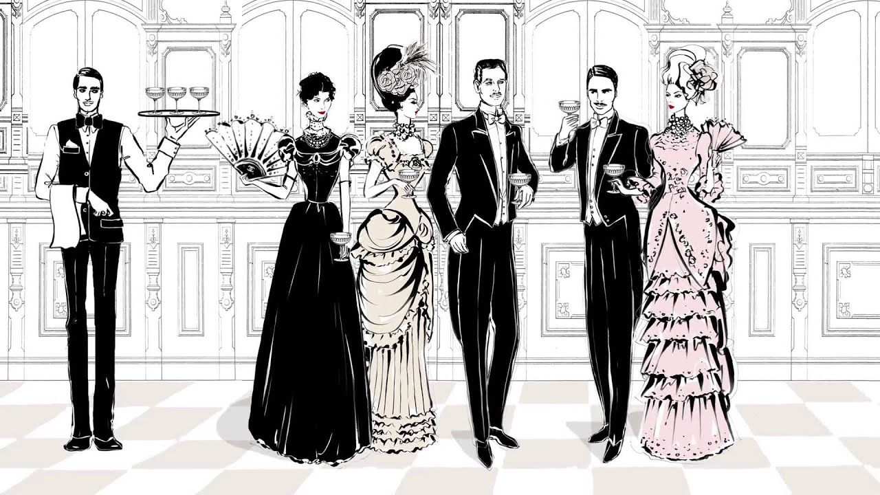Coco Chanel The Illustrated World Of A Fashion Icon Youtube