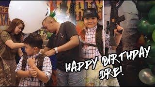 Dres 7th Birthday Surprise | Neno