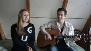VIOLETTA   Entre tu y yo 'Виктория Новомодная и Гриша Ставелий' (на песню из сериала Виолетта HD)