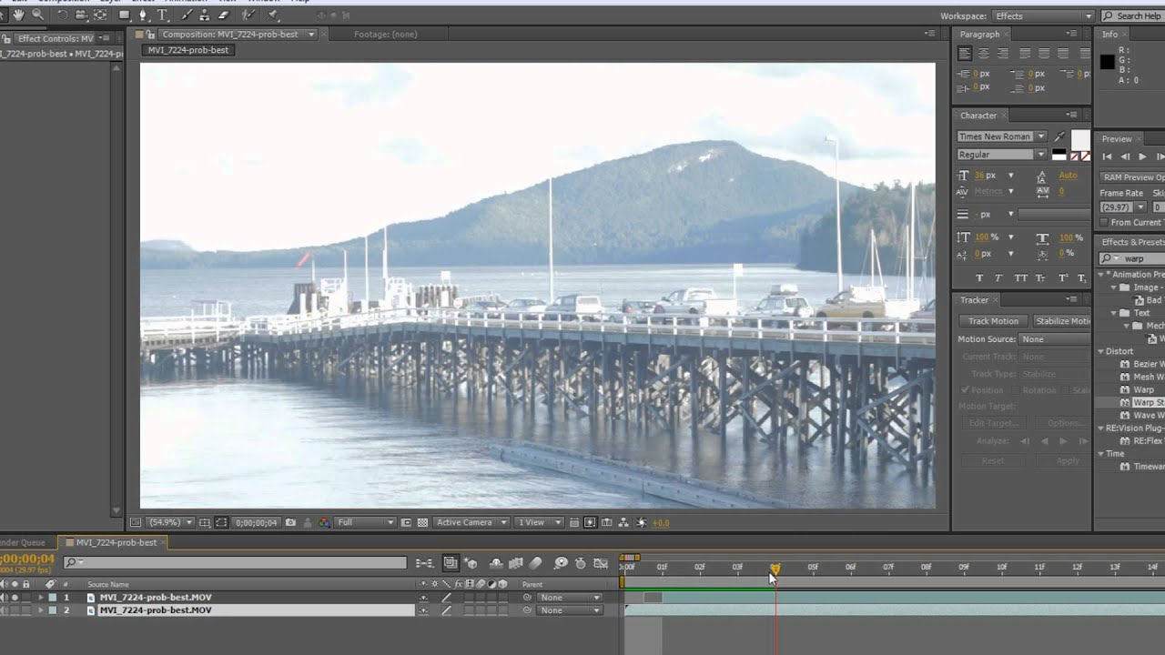 HDR Tutorial Using Magic Lantern and After Effects