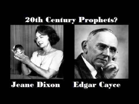 Dr. Walter Martin - Jeane Dixon & Edgar Cayce - 20th Century Prophets? Part 2/2