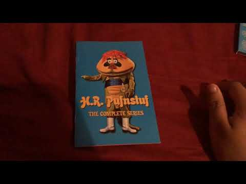 H.R. Pufnstuf: The Complete Series 2004 DVD Review