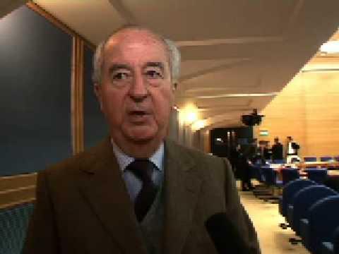 Edouard BALLADUR-interview site Comité pour la réforme des collectivités